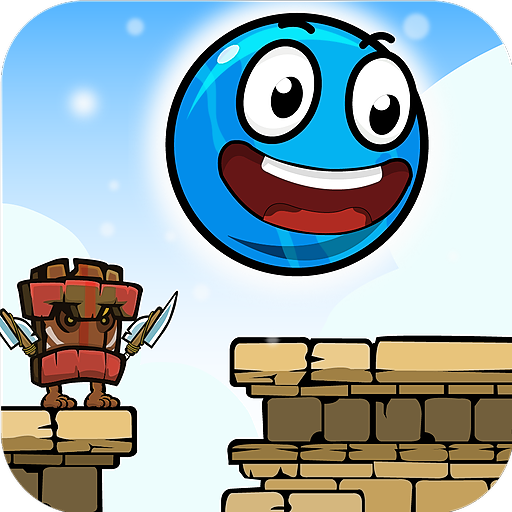 Blue Ball 11 Bounce Ball Adventure  2.1 (Unlimited money,Mod) for Android