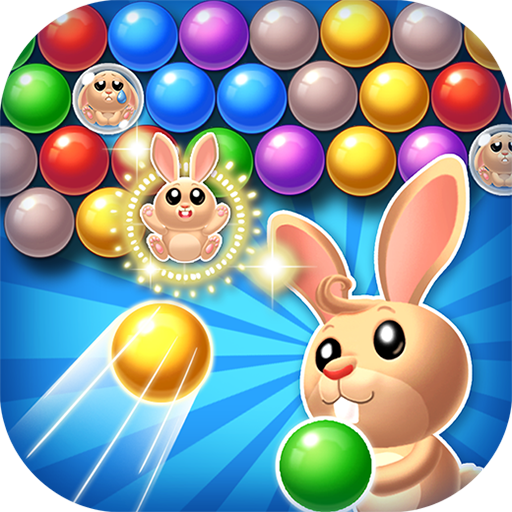 Bubble Bunny Rescue – Bubble Shooter 1.01 (Unlimited money,Mod) for Android
