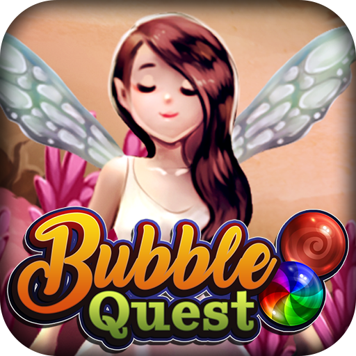 Bubble Pop Journey: Fairy King Quest 1.1.27 (Unlimited money,Mod) for Android