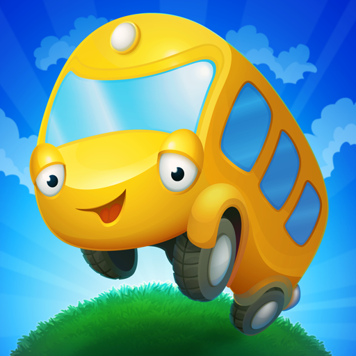 Bus Story Adventures Fairy Tale for Kids 2.1.0 (Unlimited money,Mod) for Android