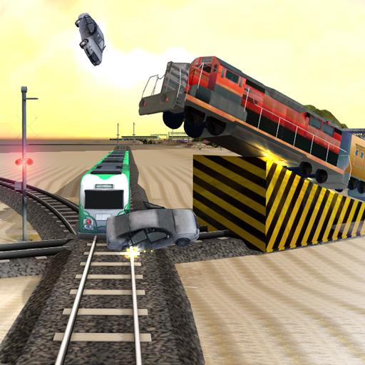 Can a Train Jump? 1.5 (Unlimited money,Mod) for Android