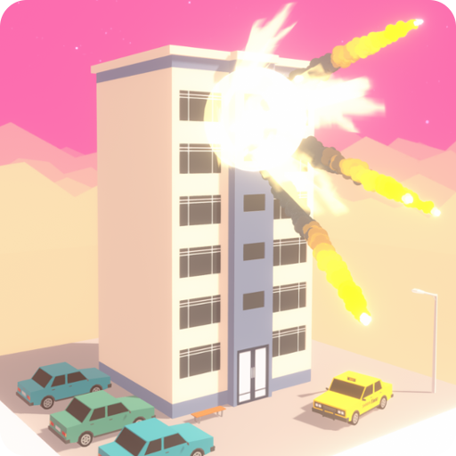 City Destructor – Demolition game 5.0.0 (Unlimited money,Mod) for Android