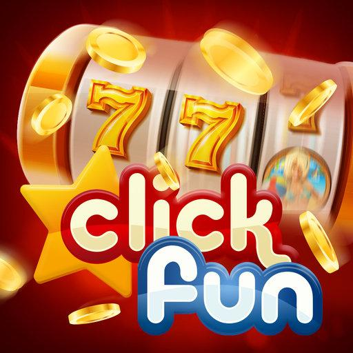 Clickfun Casino Slots 2.1.6 (Unlimited money,Mod) for Android