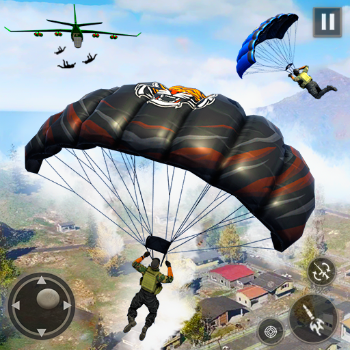 Critical Fps Shooting Games: Gun Shooting Strike 1.7 (Unlimited money,Mod) for Android