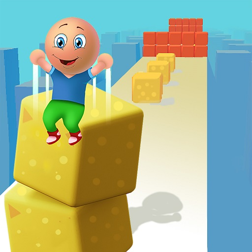 Cube Stack 3d: Fun Passing over Blocks and Surfing 1.0.7 (Unlimited money,Mod) for Android