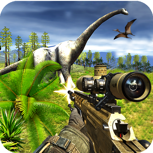 Dinosaur Hunter 3D  10 (Unlimited money,Mod) for Android