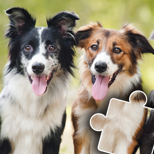 Dogs & Cats Puzzles for kids & toddlers 🐱🐩 🐾 2021.89 (Unlimited money,Mod) for Android