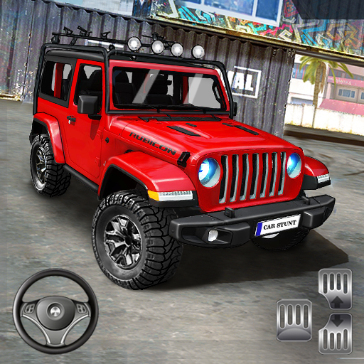 Extreme Jeep Stunts -Mega Ramp-Free Car Games 2021 3.0 (Unlimited money,Mod) for Android