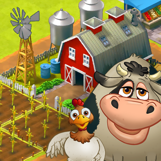 Farm Dream – Village Farming Sim 1.10.5 (Unlimited money,Mod) for Android