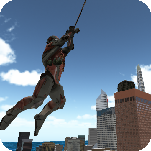 Fly A Rope  1.7 (Unlimited money,Mod) for Android