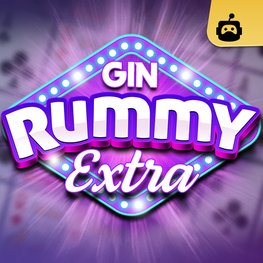 Gin Rummy Extra Online Card Game  1.3.2 (Unlimited money,Mod) for Android