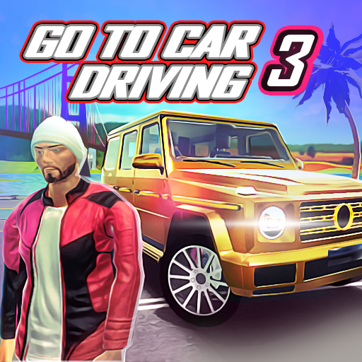 Go To Car Driving 3 1.4 (Unlimited money,Mod) for Android