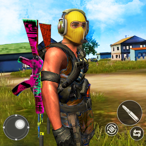 Guns Battle Royale: Free Shooting Game- Pixel FPS 1.0.1 (Unlimited money,Mod) for Android