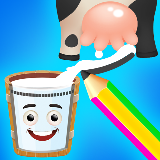 Happy Cow – Draw Line Puzzle 1.9.4 (Unlimited money,Mod) for Android