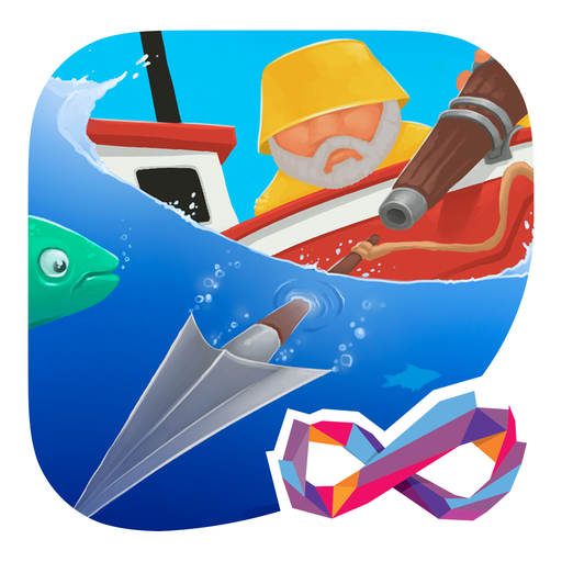 Harpoon FRVR – Spear Fishing Gone Wild 1.3.15 (Unlimited money,Mod) for Android