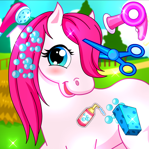 Horse Pet Salon 5.64.2 (Unlimited money,Mod) for Android