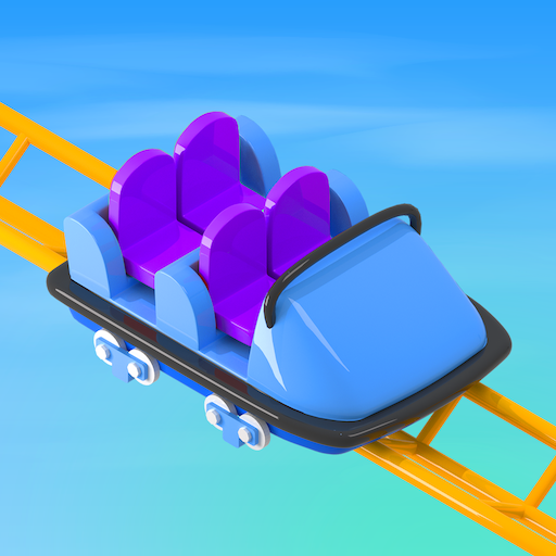 Idle Roller Coaster 2.5.7 (Unlimited money,Mod) for Android