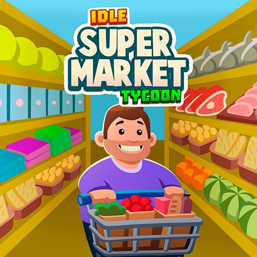 Idle Supermarket Tycoon – Tiny Shop Game 2.3.3 (Unlimited money,Mod) for Android