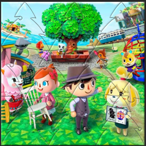 Jigsaw Puzzle Animal Crossing 4.0 (Unlimited money,Mod) for Android