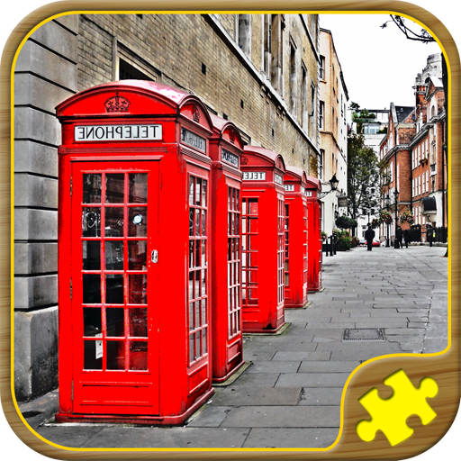 London Jigsaw Puzzle Games 55.0.55 (Unlimited money,Mod) for Android