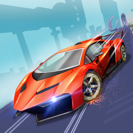 Mega Ramps – Galaxy Racer  2.0.0 (Unlimited money,Mod) for Android