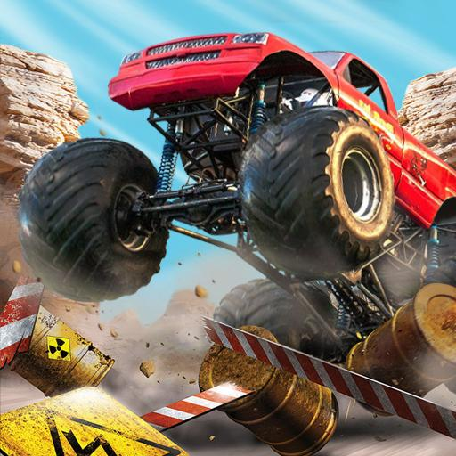 Monster trucks for Kids 1.3.0 (Unlimited money,Mod) for Android