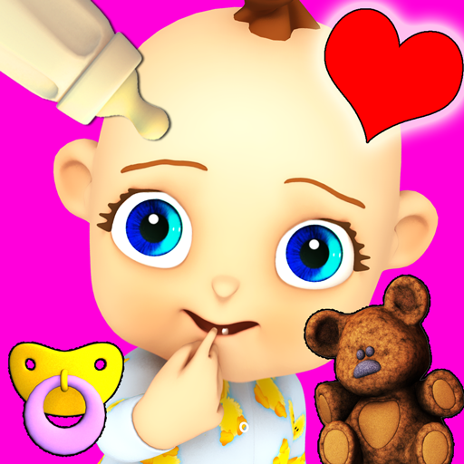 My Baby: Baby Girl Babsy  210308 (Unlimited money,Mod) for Android