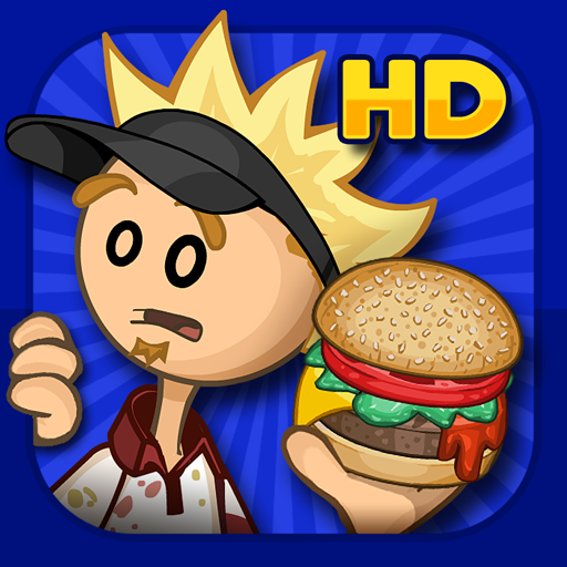 Papa's Burgeria 1.2.1 (Unlimited money,Mod) for Android
