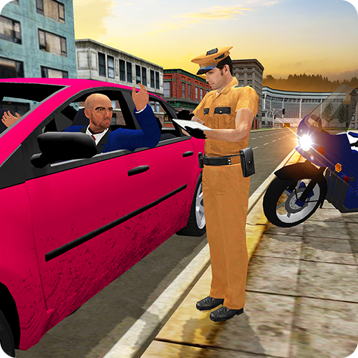 Police City Traffic Warden Duty 2019 3.5 (Unlimited money,Mod) for Android