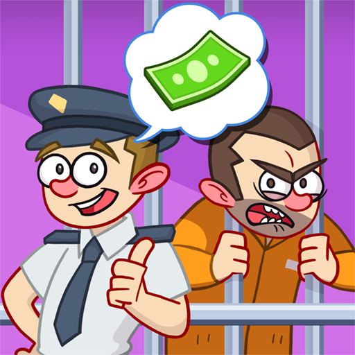 idle prison tycoon – idle criminal simulator  1.0.25 (Unlimited money,Mod) for Android
