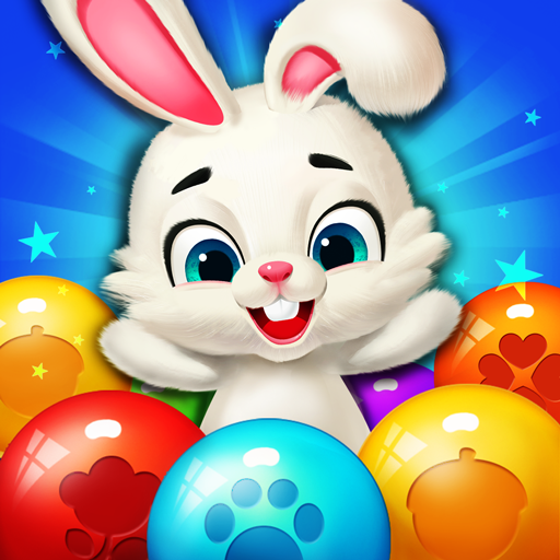 Rabbit Pop Bubble Mania 3.2.1 (Unlimited money,Mod) for Android