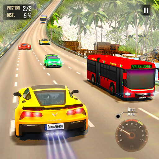 Racing Games Ultimate: New Racing Car Games 2021 1.0 (Unlimited money,Mod) for Android