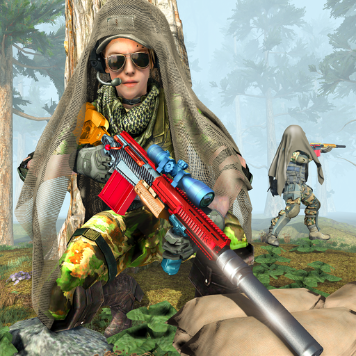 Real Cover Fire: Offline Sniper Shooting Games 1.18 (Unlimited money,Mod) for Android