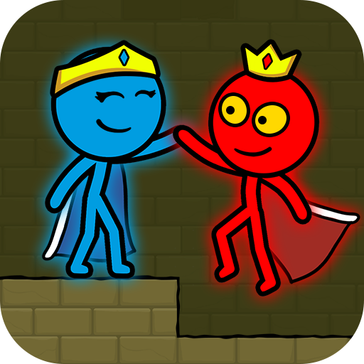 Red and Blue Stickman : Animation Parkour  1.3.1 (Unlimited money,Mod) for Android