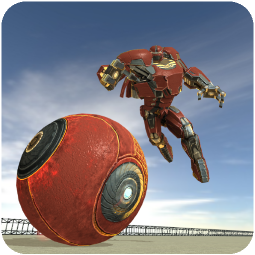 Robot Ball 2.3 (Unlimited money,Mod) for Android