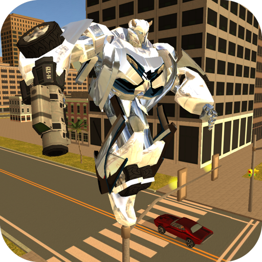 Robot Car 2.6 (Unlimited money,Mod) for Android