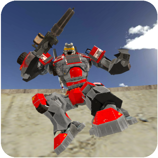 Royal Robots Battleground 1.4 (Unlimited money,Mod) for Android