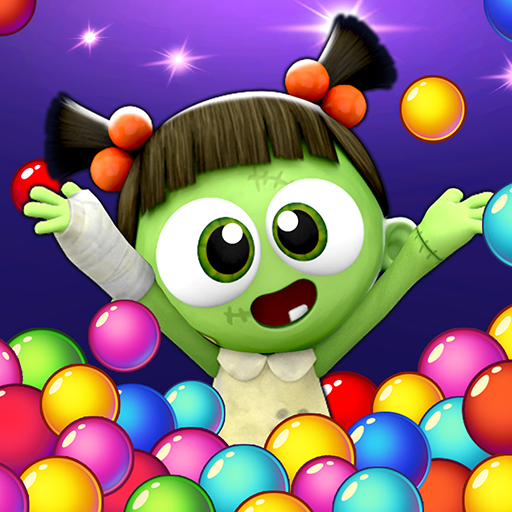 SPOOKIZ PANG: Bubble Shooting Varies with device (Unlimited money,Mod) for Android