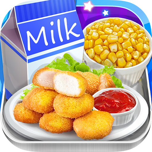 School Lunch Food – The Best School Lunch Box 1.7 (Unlimited money,Mod) for Android
