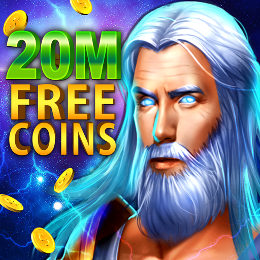 Slots: Thunderer Slot Machines 1.2.4 (Unlimited money,Mod) for Android