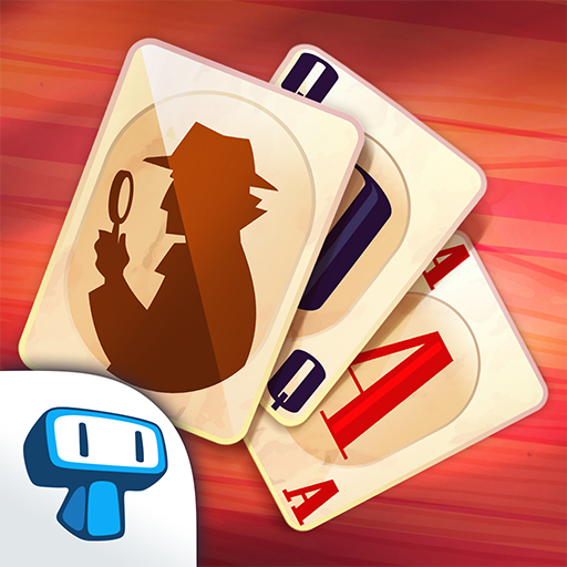 Solitaire Detectives Crime Solving Card Game  1.3.5 (Unlimited money,Mod) for Android