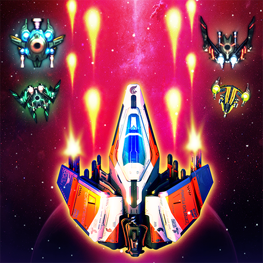 Space War: Spaceship Shooter 4 (Unlimited money,Mod) for Android