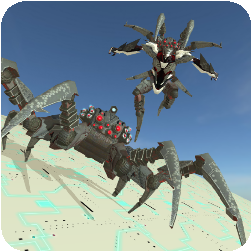 Spider Robot 1.6 (Unlimited money,Mod) for Android