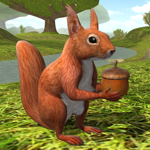Squirrel Simulator 2 : Online  1.06 (Unlimited money,Mod) for Android