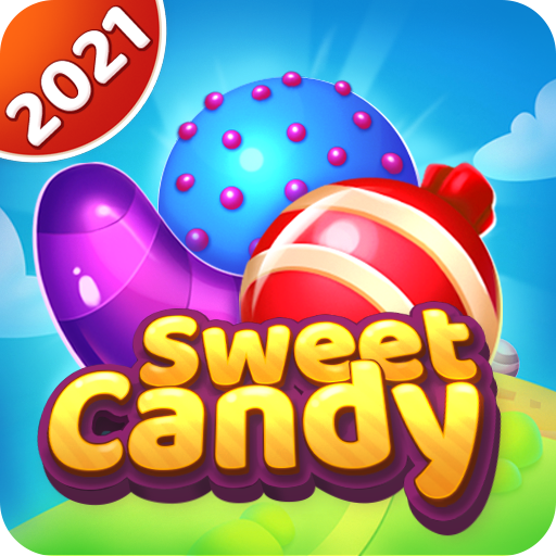 Sweet candy puzzle – Triple match games 1.6 (Unlimited money,Mod) for Android