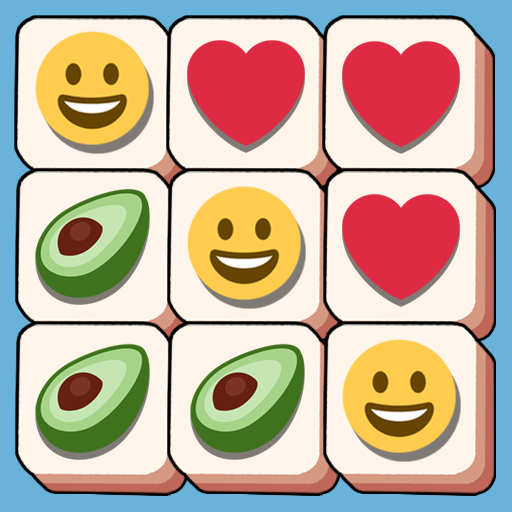 Tile Match Emoji – Classic Triple Matching Puzzle  1.033 (Unlimited money,Mod) for Android