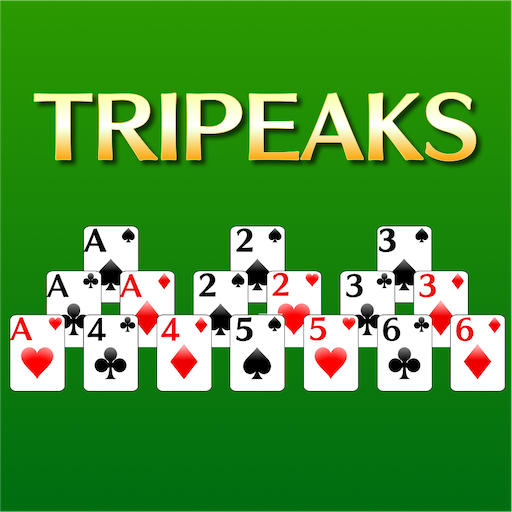 TriPeaks [card game] 3.2 (Unlimited money,Mod) for Android