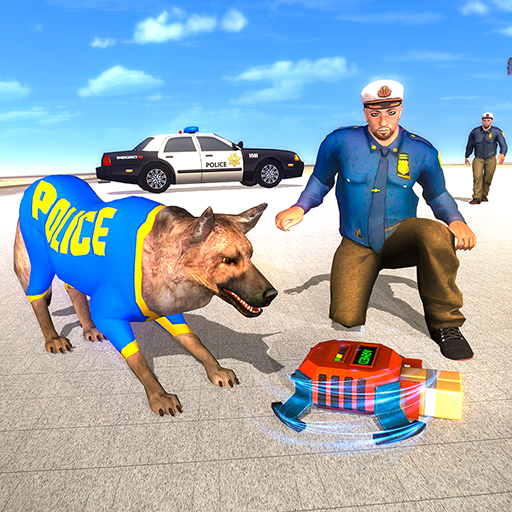 Us Police Dog Duty Simulator 1.7 (Unlimited money,Mod) for Android