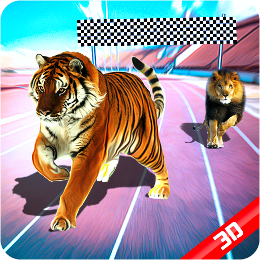 Wild Animals Racing 3D 3.9 (Unlimited money,Mod) for Android