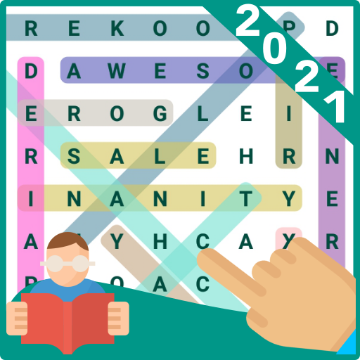 Word Search game 2021 ✏️📚 – Free word puzzle game 1.9.3 (Unlimited money,Mod) for Android